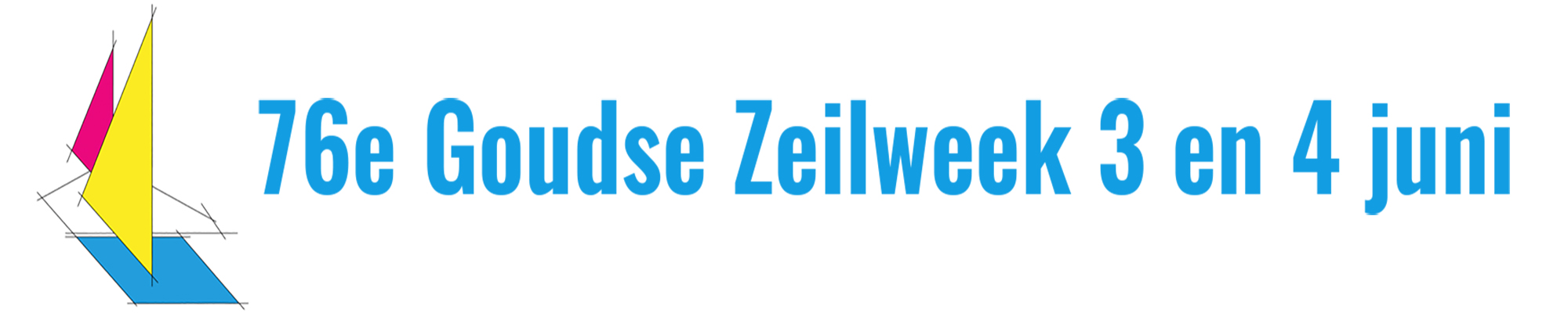 76e Goudse Zeilweek 3 en 4 juni 2017